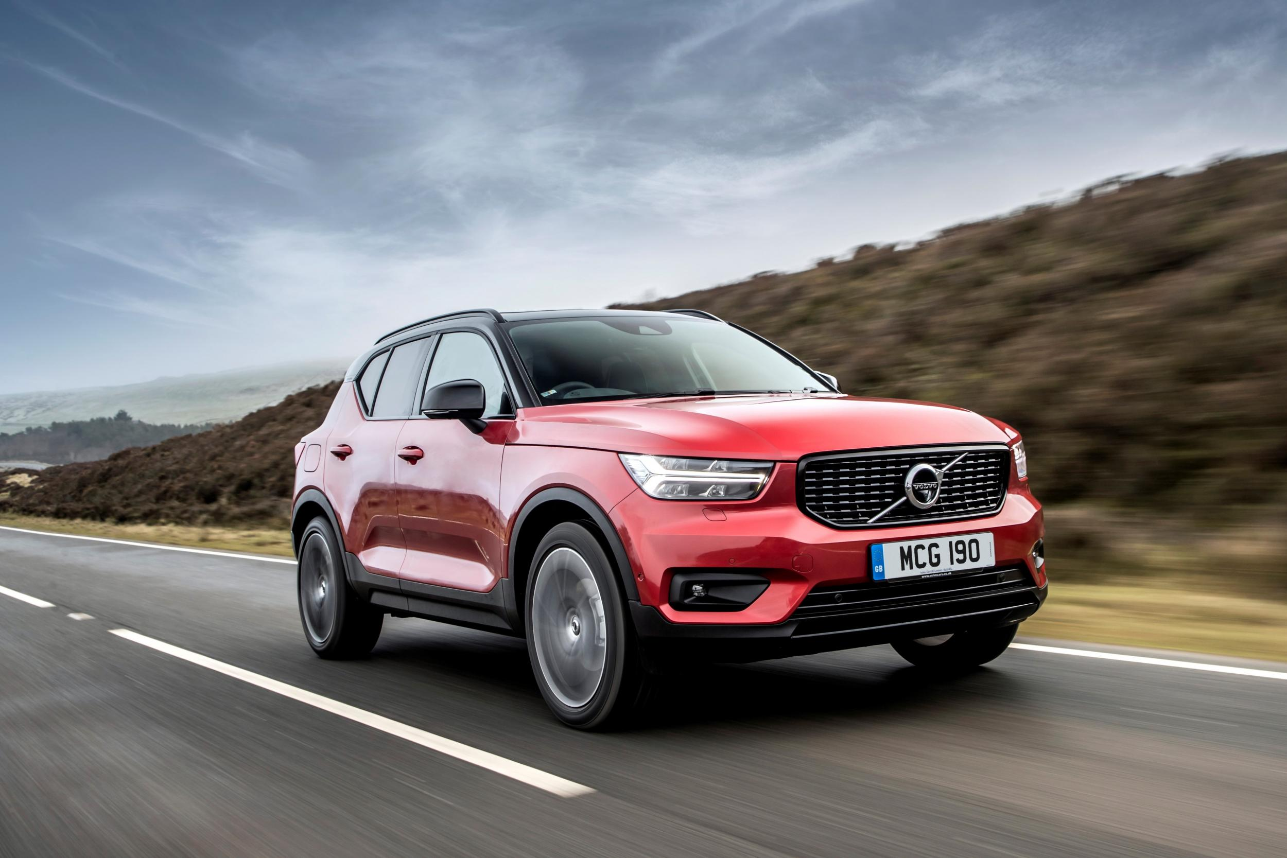 Volvo Xc40 Latest News Breaking Stories And Comment The Independent