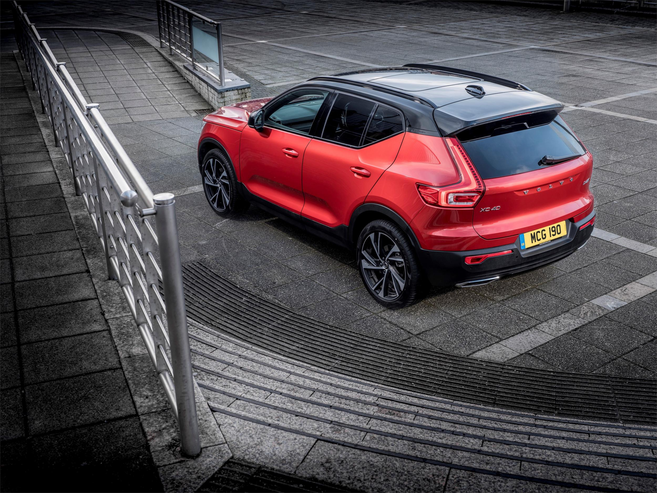 Volvo XC40 T3 car review: A classy little machine   The