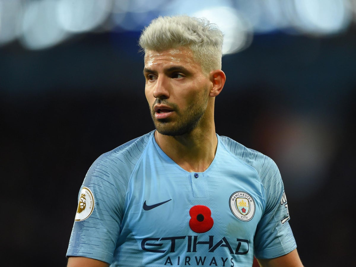 Manchester City Team News Sergio Aguero And Kevin De Bruyne In Contention To Play Against Everton The Independent The Independent