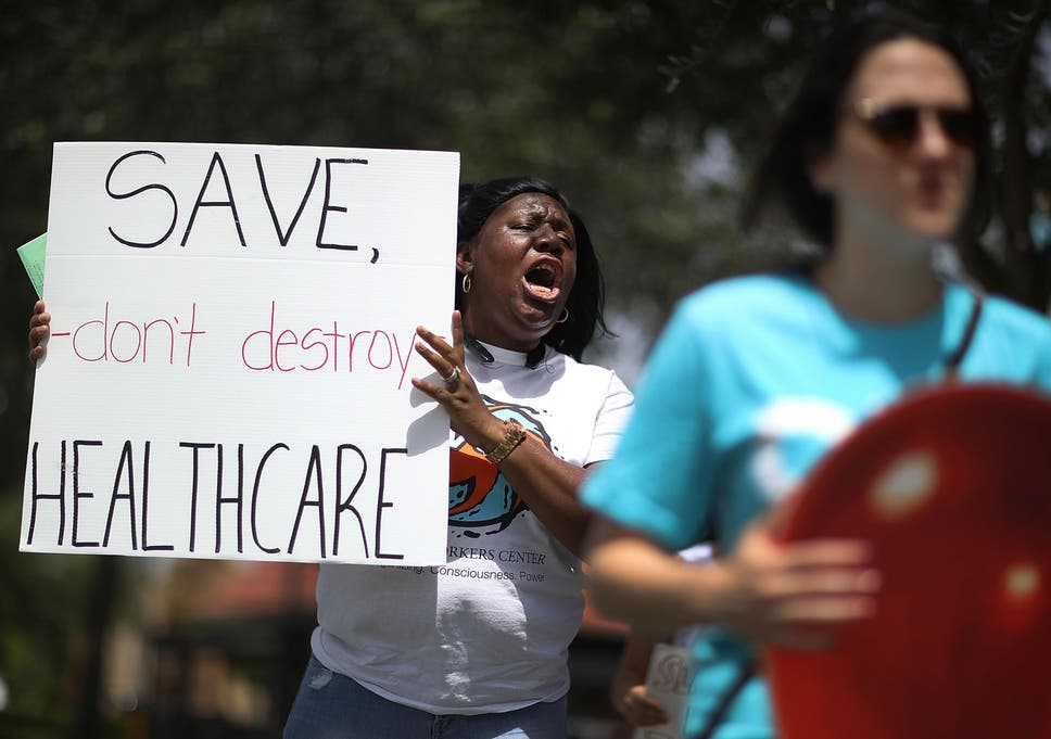 Obamacare ruled unconstitutional by a federal judge in Texas