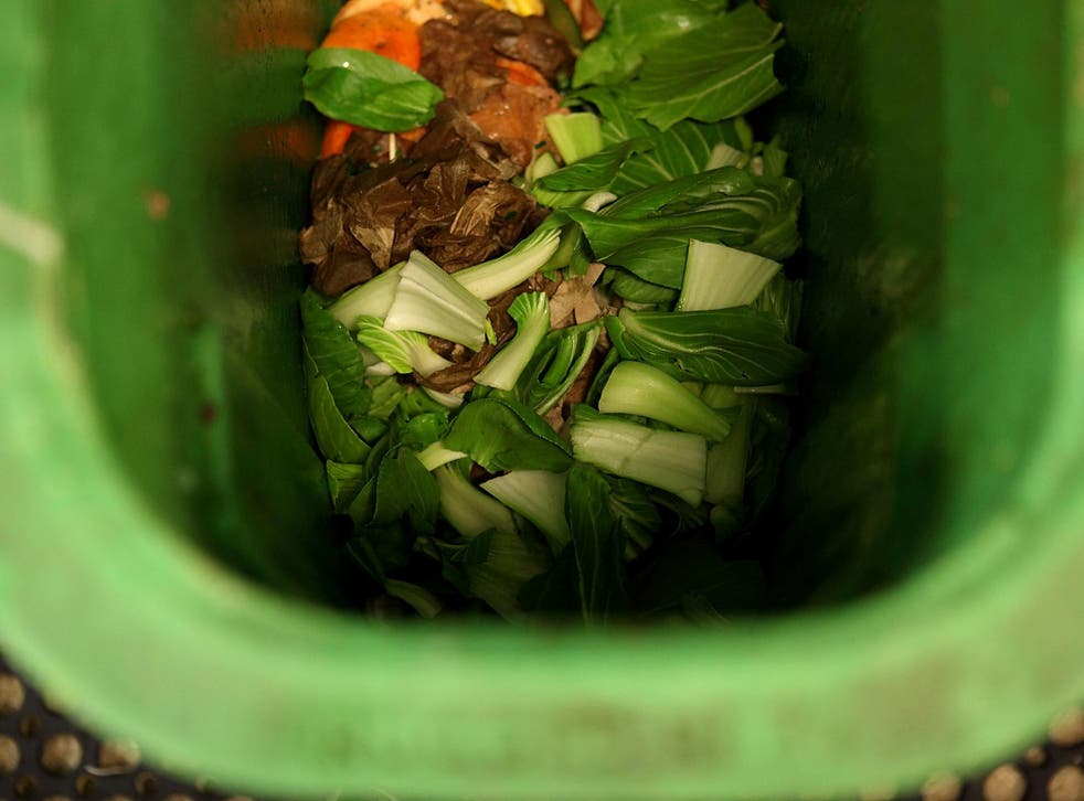 Food waste collections could become widespread under the government plan