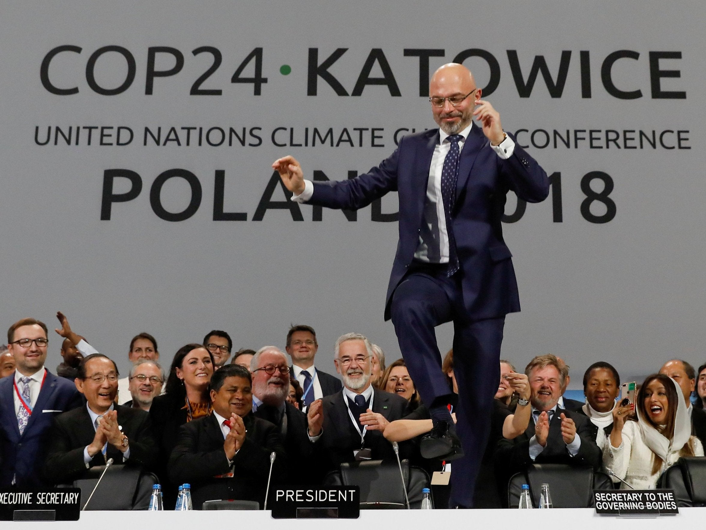 Climate deal reached with almost 200 countries after major summit