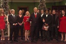 Matt Damon Snl Christmas.Snl Mocks Theresa May S Brexit Woes With Matt Damon Starring