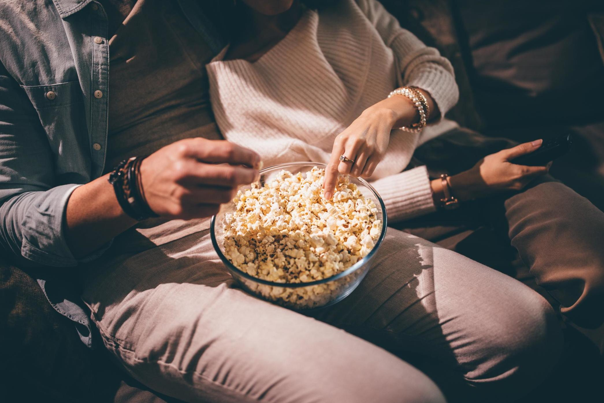Regular cinema trips could help guard against depression in old age, study claims - The Independent