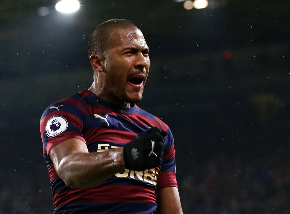 Salomon Rondon is currently in form at Newcastle