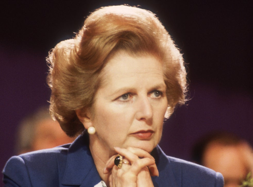 Margaret Thatcher Didn T Like Being Interviewed By Women Says Kirsty Wark The Independent The Independent