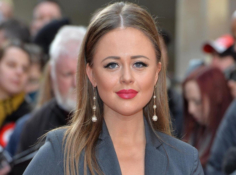 Emily Atack Suffered Panic Attack Shortly Before Entering I M A Celebrity The Independent The Independent