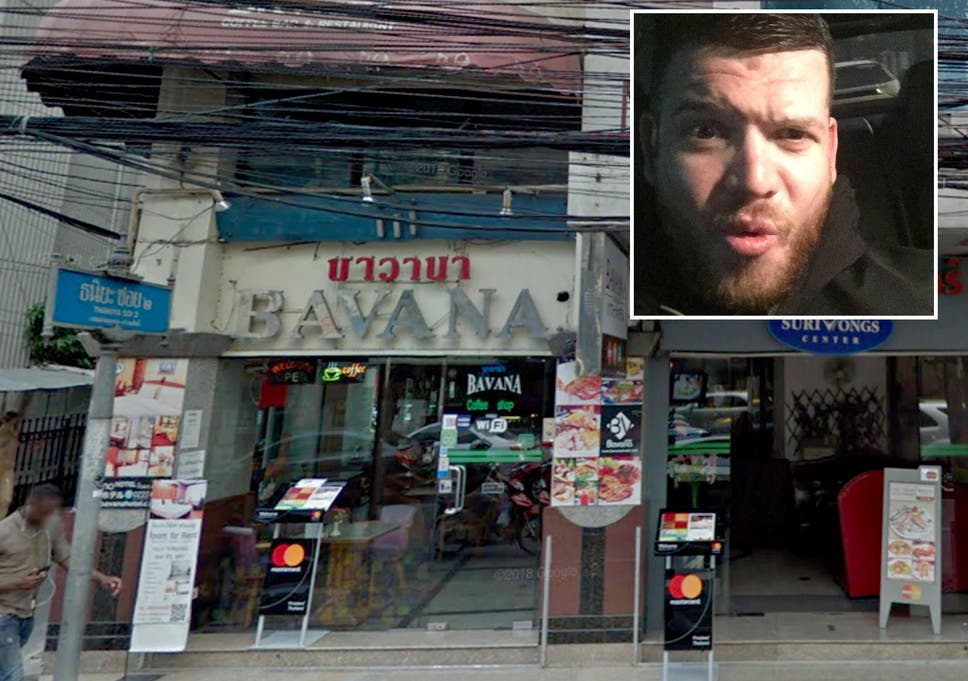 050ebf8c04 British man found dead in Bangkok hotel just hours after arriving in Thai  capital