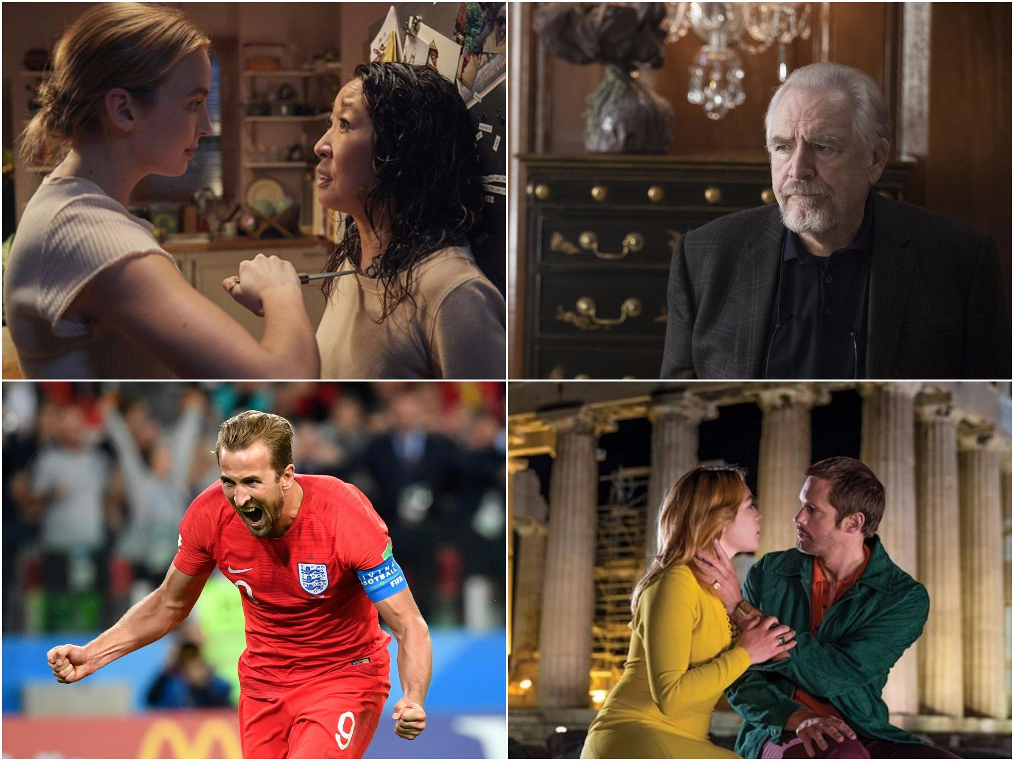 The 10 Best Tv Shows Of 2018 From Dynasties To Killing Eve The