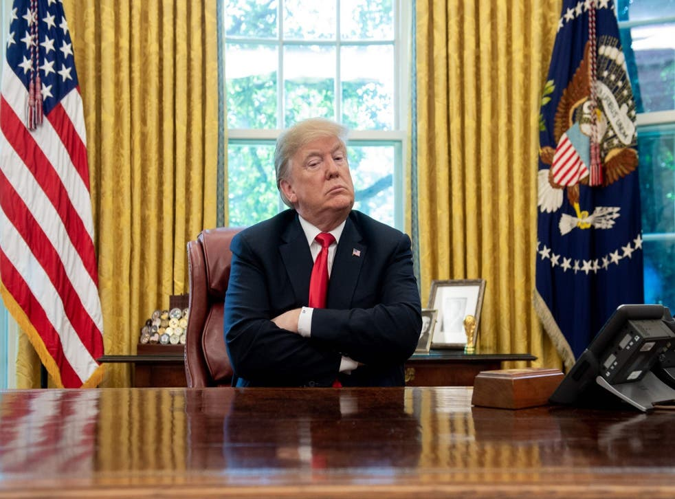 The president's potential legal troubles will only grow