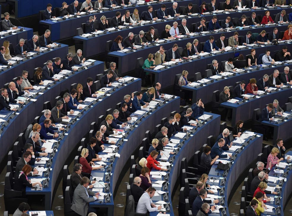 Britain will no longer get MEPs after Brexit