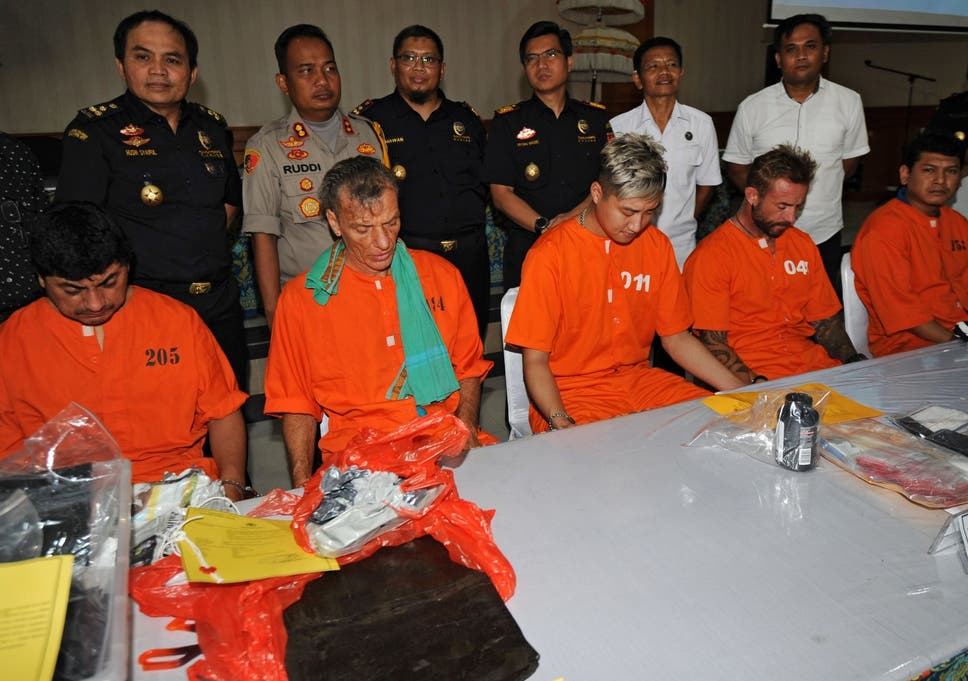 Pip Holmes: Briton facing death penalty in Indonesia on drug charges