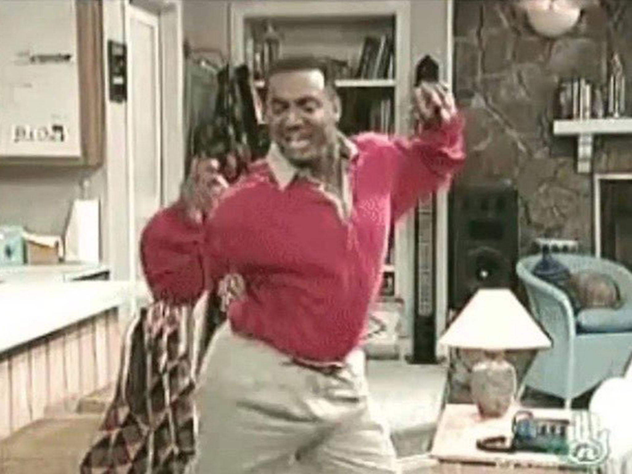 I'm a Celeb: Alfonso Ribeiro breaks out Carlton dance to ...