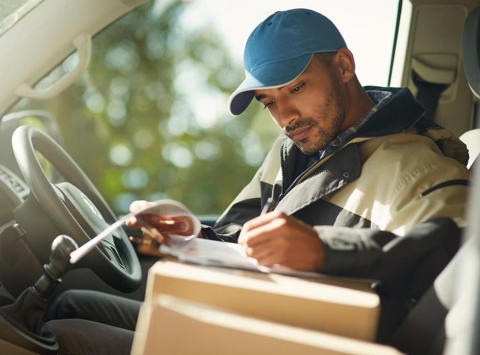 Couriers are using missed delivery notes to avoid dropping off packages over the busy festive period