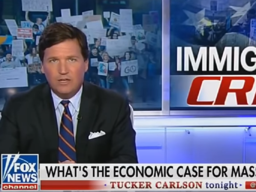 Fox News advertisers flee in protest over host Tucker Carlson's 'dirtier' immigrants remarks