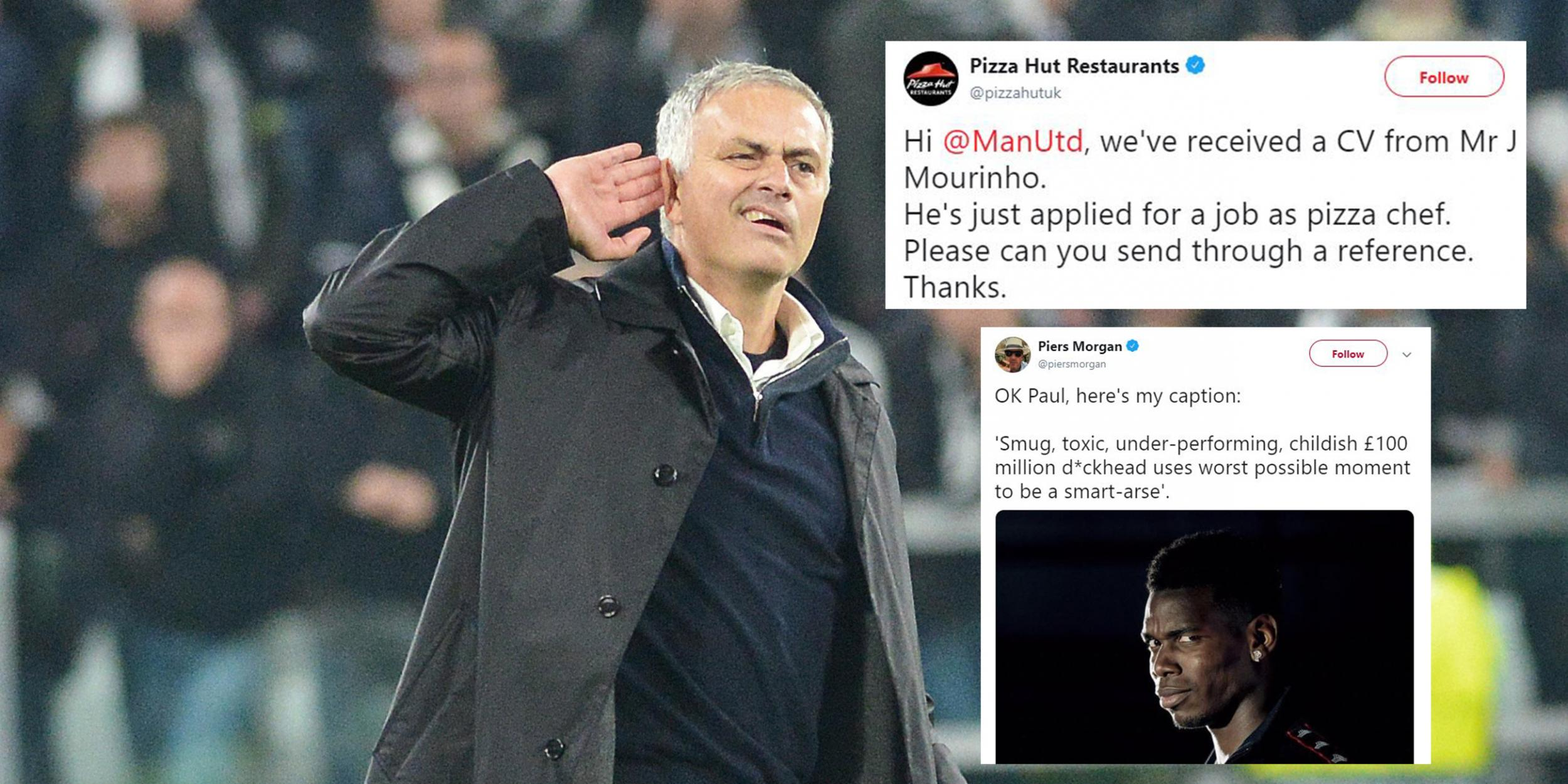 20 of the best and worst reactions to mourinho being sacked by manchester united indy100