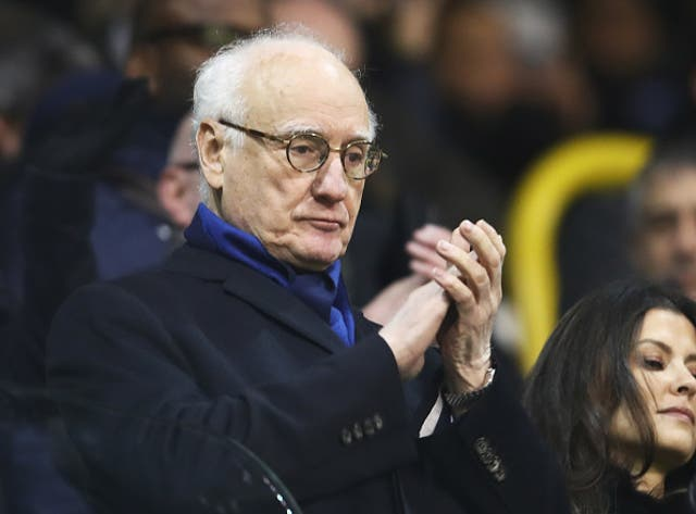 Bruce Buck urged Tottenham fans to stop using the Y-word