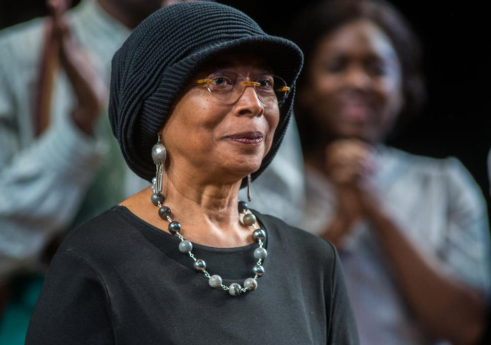 2e7407b51fa71 Alice Walker attends the opening night of The Colour Purple on Broadway at  The Bernard B