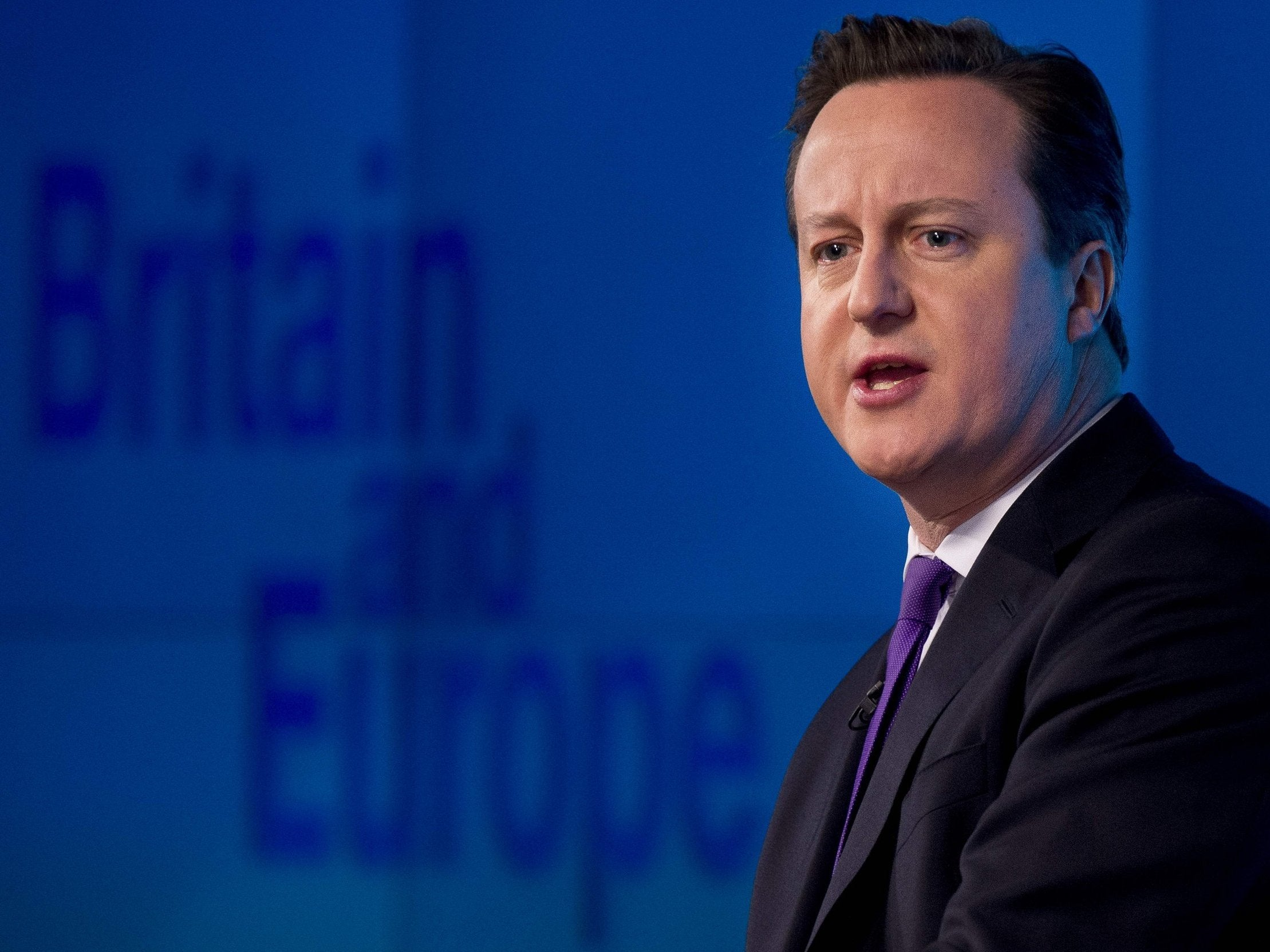 David Cameron says he got 'off his head' on cannabis at Eton