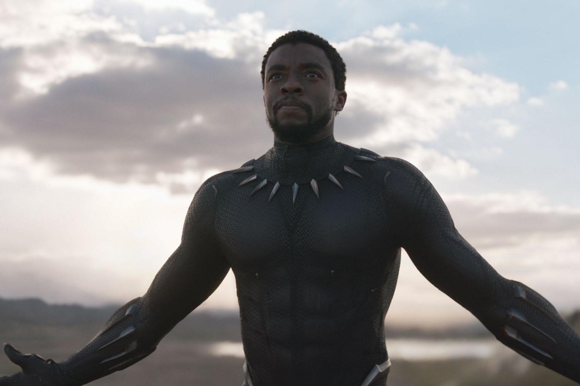Forever 21 sparks outrage by modelling 'Black Panther' Wakanda top on white man