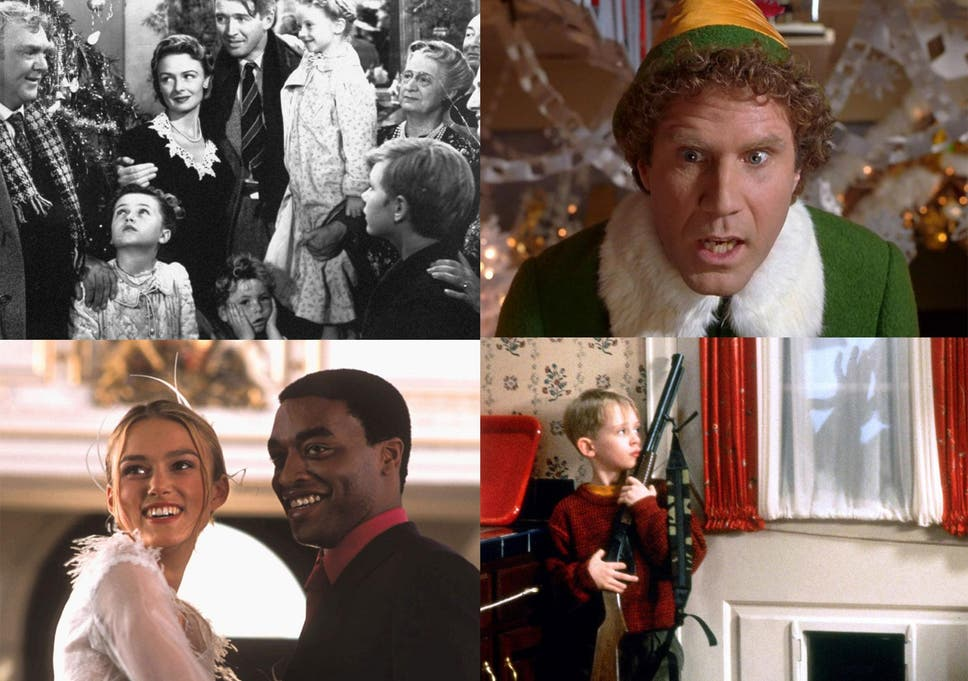 With Love Christmas.Britain S Favourite Christmas Film Revealed With Love