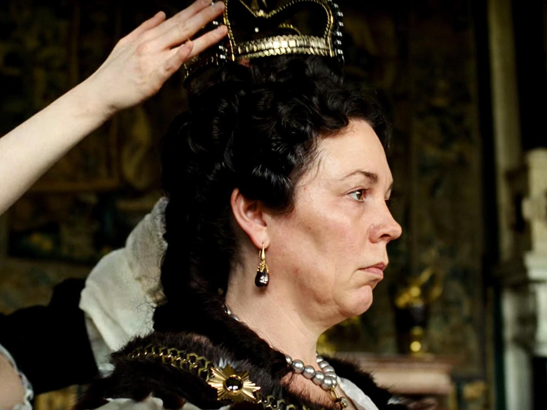 The Favourite: The Favourite Star Olivia Colman Has 'always Dreamed Of