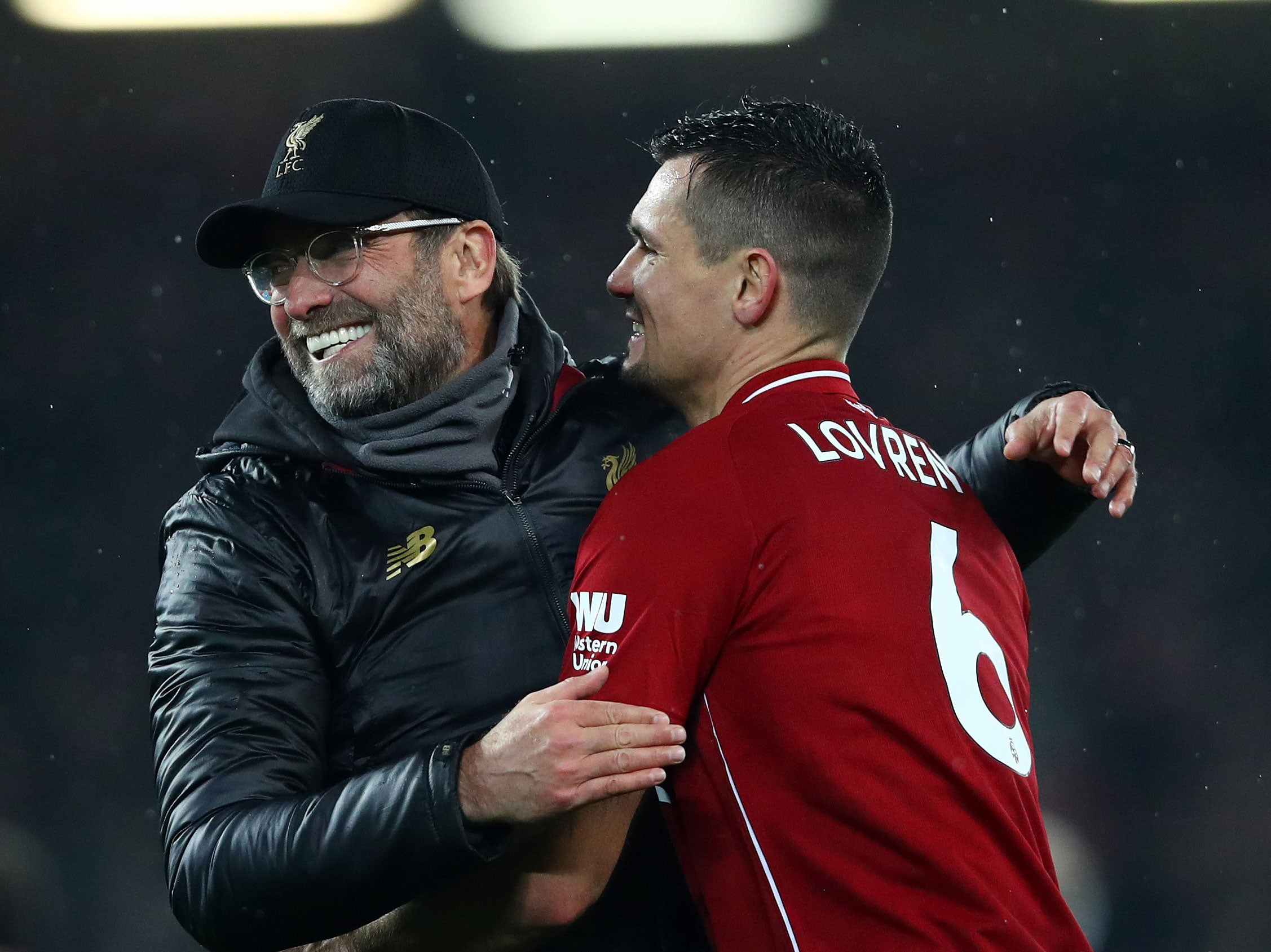 Liverpool: Dejan Lovren hails Jurgen Klopp's impact at club ahead of clash with Tottenham