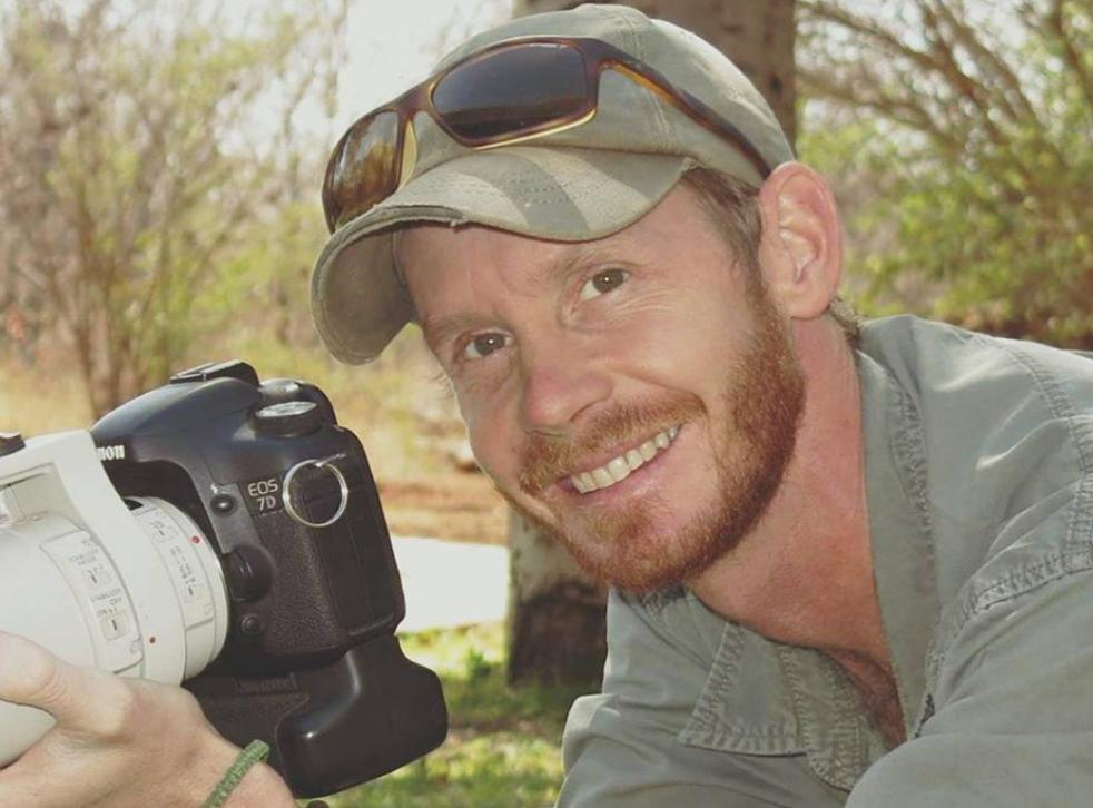 Mark Lautenbach was a photographer and safari guide