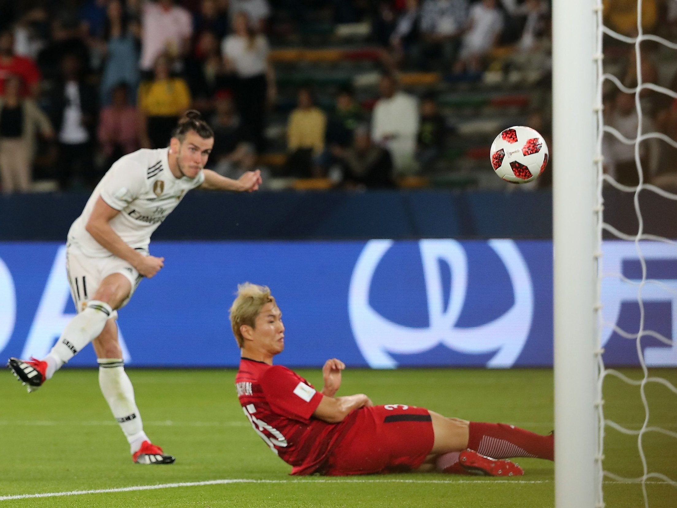 Gareth Bale Hat Trick Sends Real Madrid Into The Club World Cup For Atlas Jack Plate Wiring Harness Final Independent