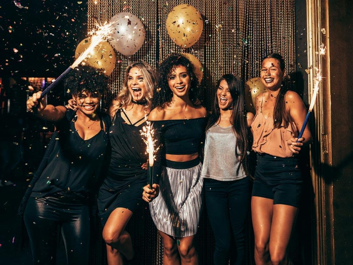 Outfit Ideas For Every New Year S Eve Event The Independent The Independent
