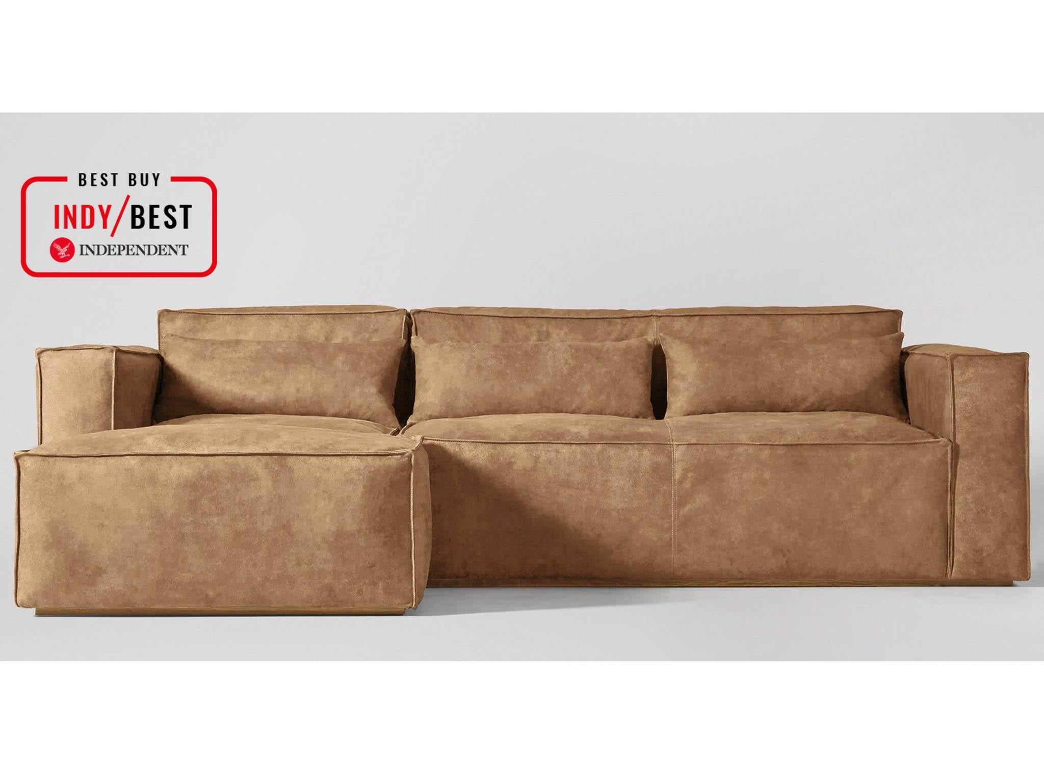10 Best Leather Sofas The Independent