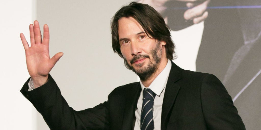 Keanu Reeves has a secret foundation that has been helping