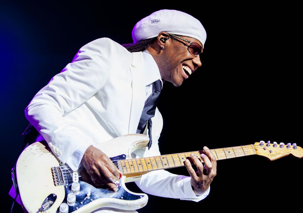 Nile Rodgers and Chic review, O2 Arena London: Heartbreak and