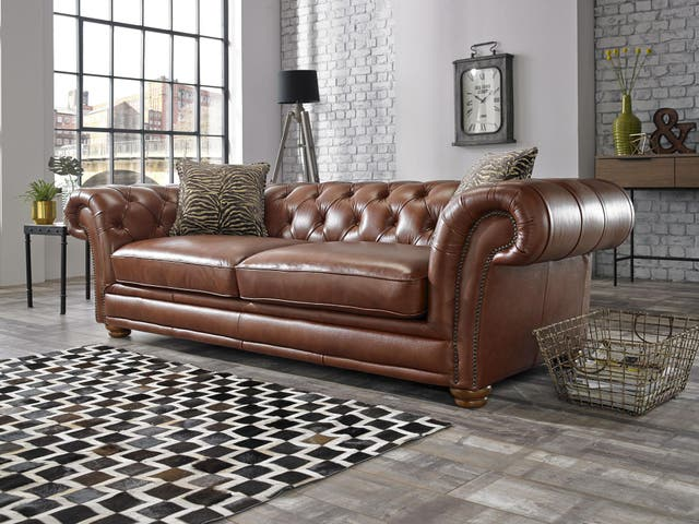 10 Best Leather Sofas The Independent, Who Makes The Best Leather Sofas