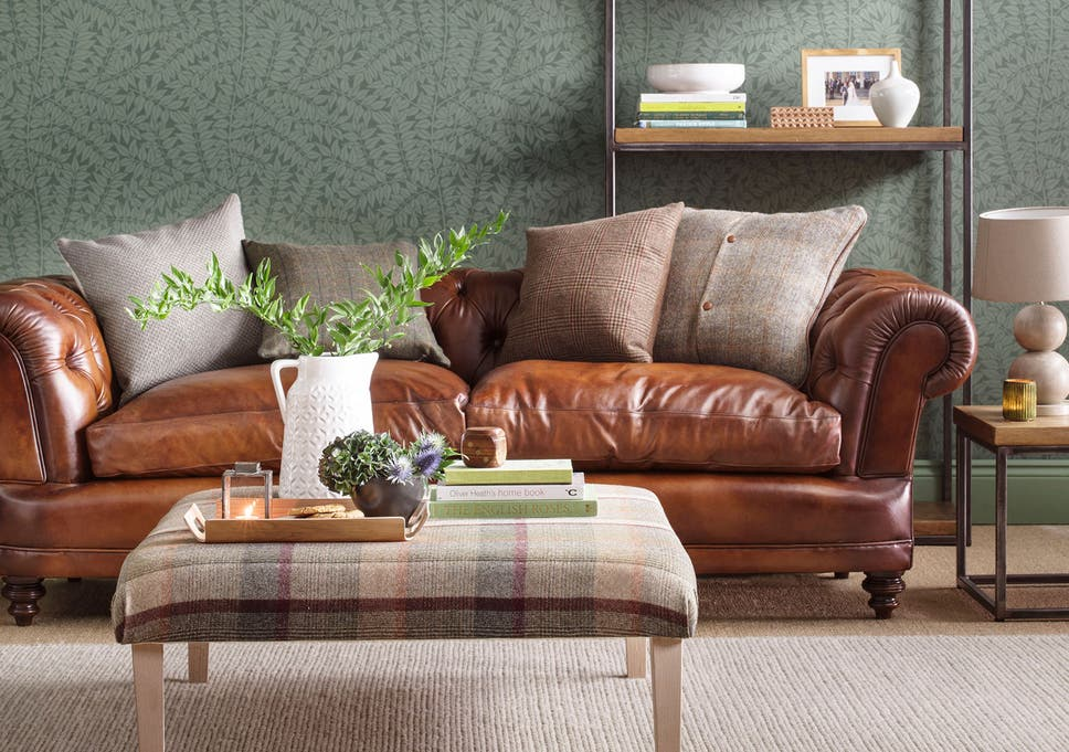 10 best leather sofas | The Independent