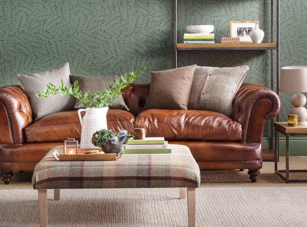 10 Best Leather Sofas The Independent, Where Are World Of Leather Sofas Made