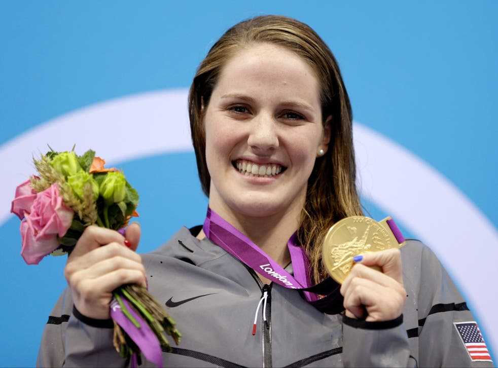 Missy Franklin has retired from swimming at the age of 23