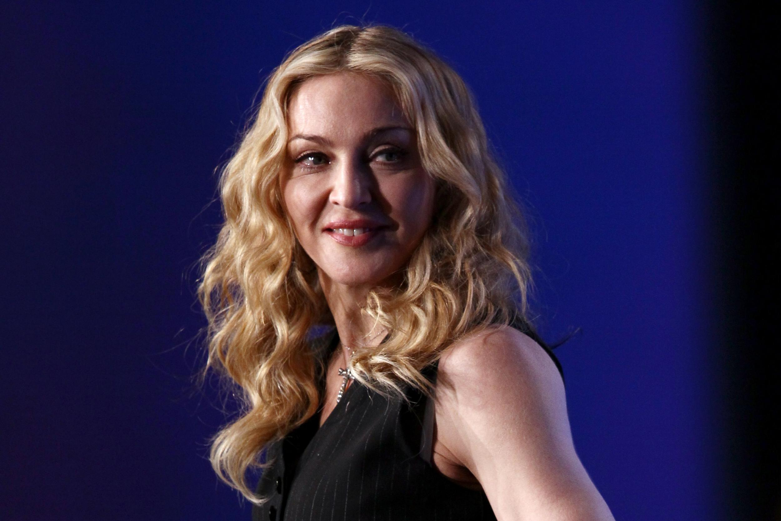 Madonna to perform at Eurovision Song Contest final in Israel