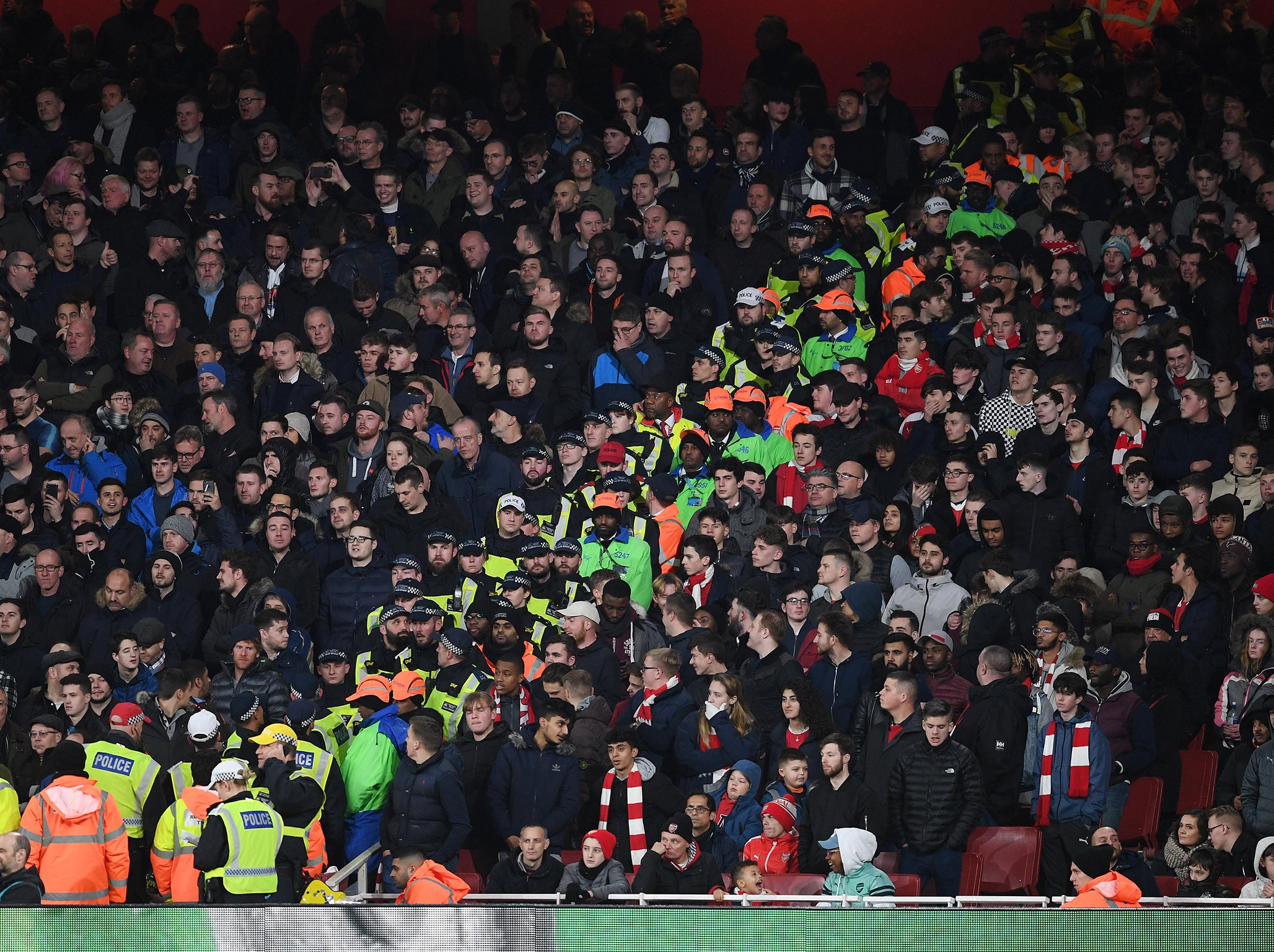 Dating Arsenal fan