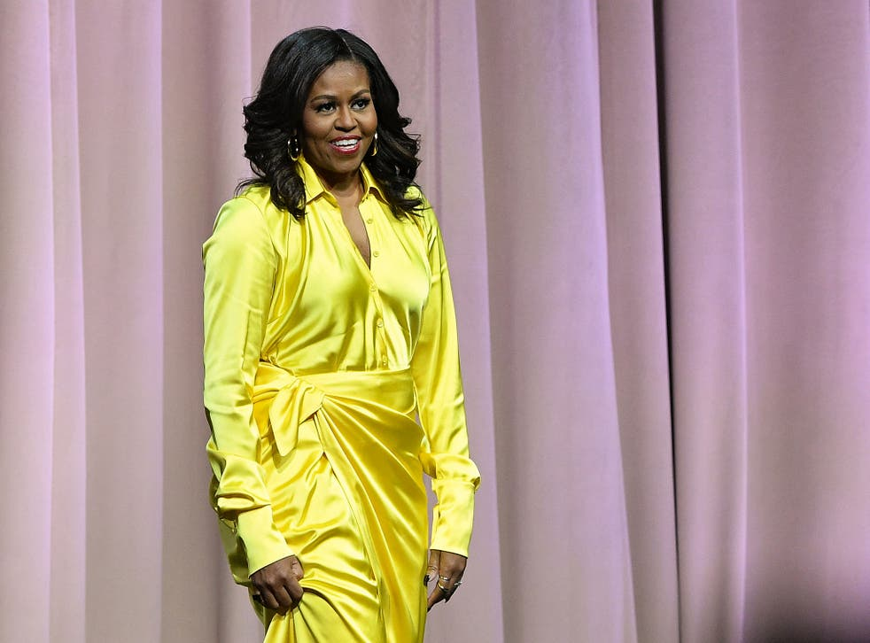 'It's up to all of us to help everyone around the world,' says former first lady