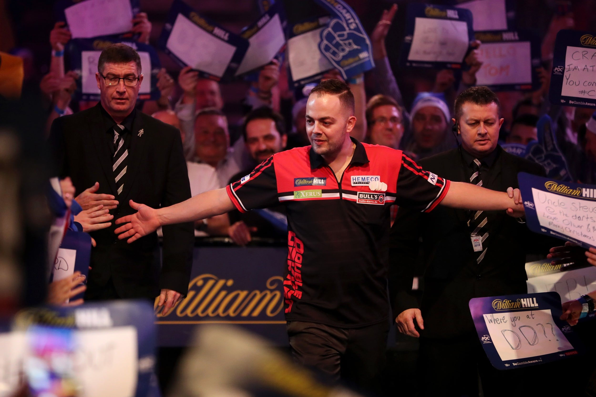 Phil Taylor: Darts legend suffers humiliating defeat to 13