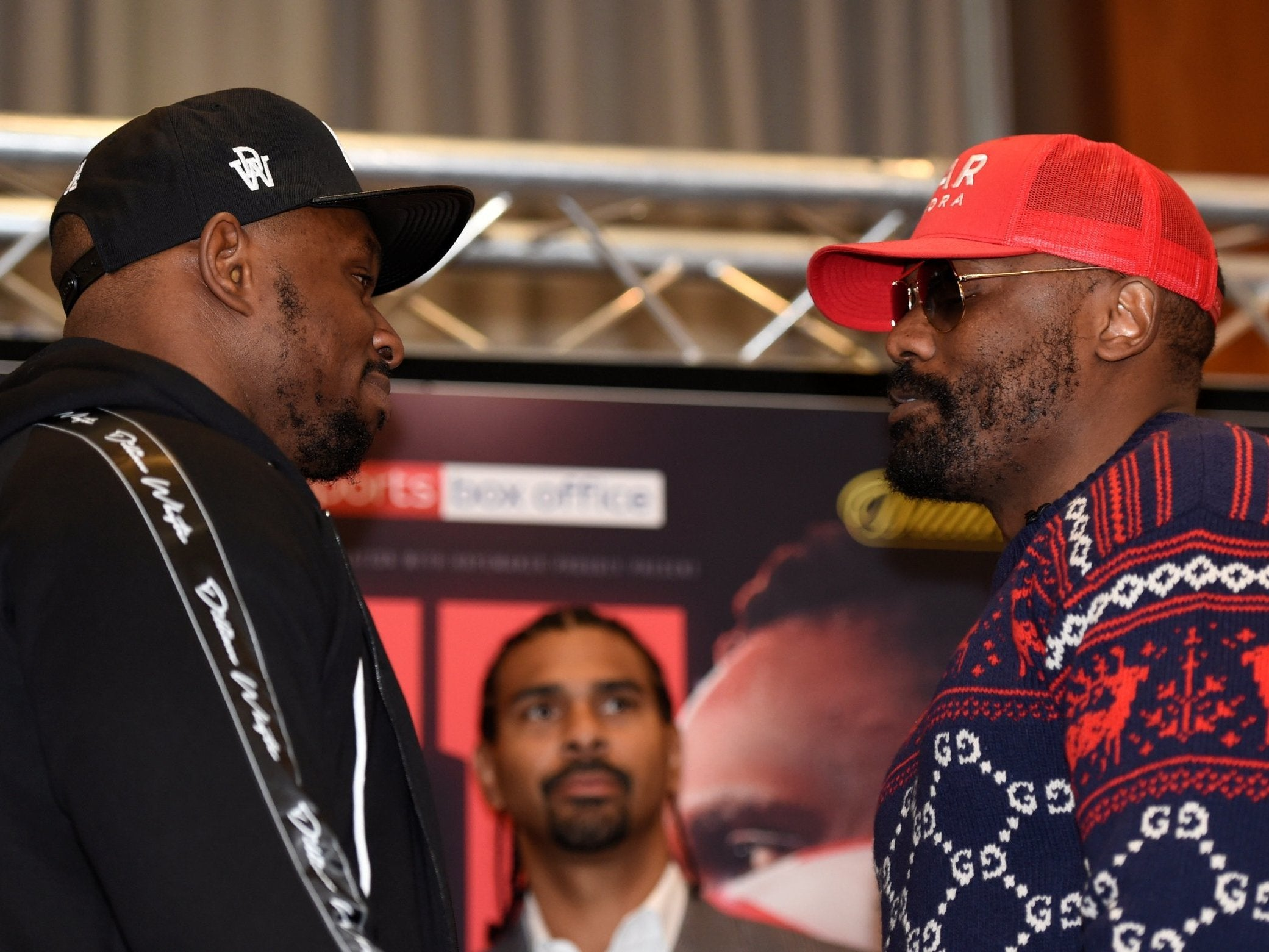 Dillian Whyte vs Dereck Chisora: What time, what TV channel