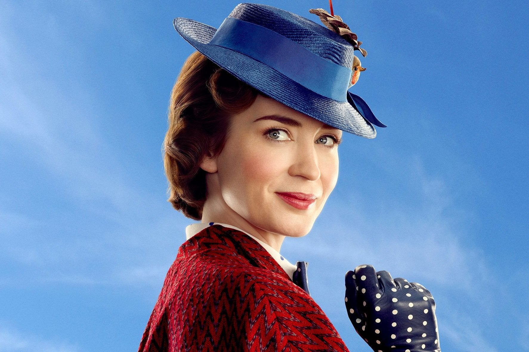 In Mary Poppins Returns Disney S Magical Nanny Has Come To Save Us All The Independent The Independent