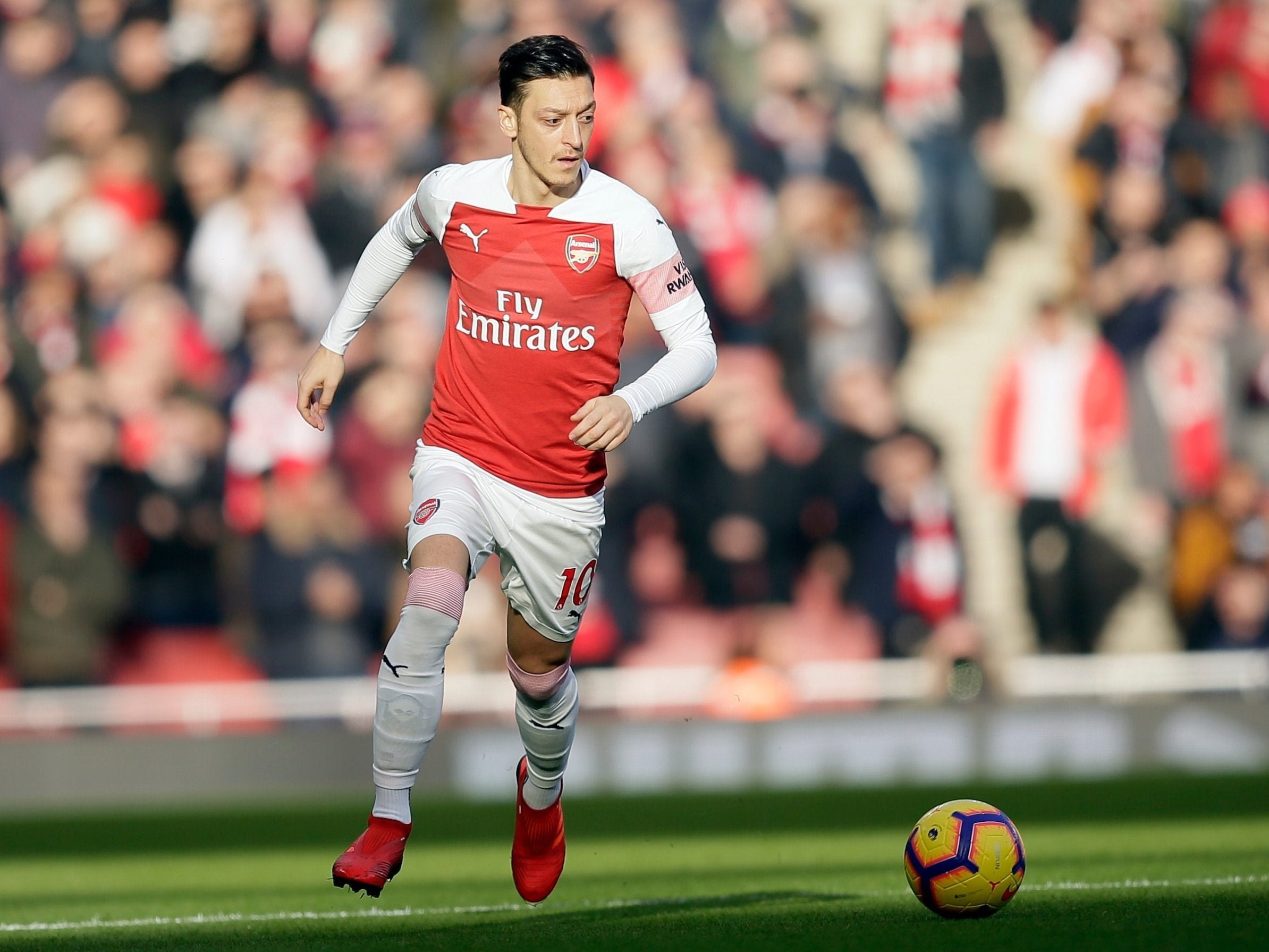 Arsenal vs Burnley – LIVE: Latest score, goals and updates
