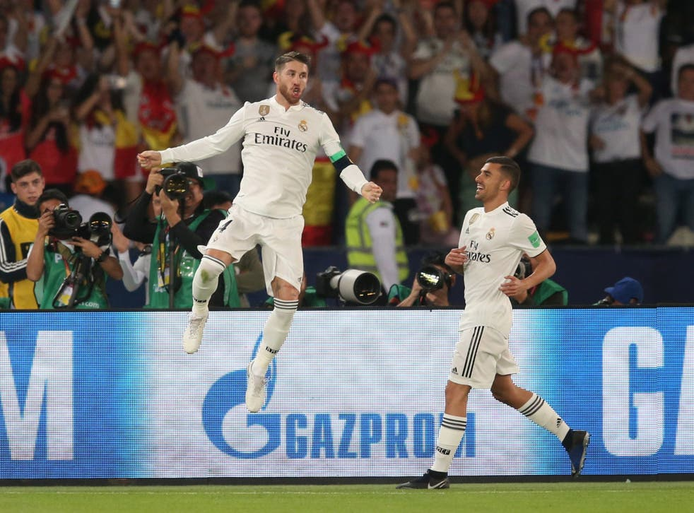 Real Madrid won the Club World Cup