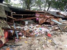 Hundreds dead after devastating tsunami in Indonesia – live updates