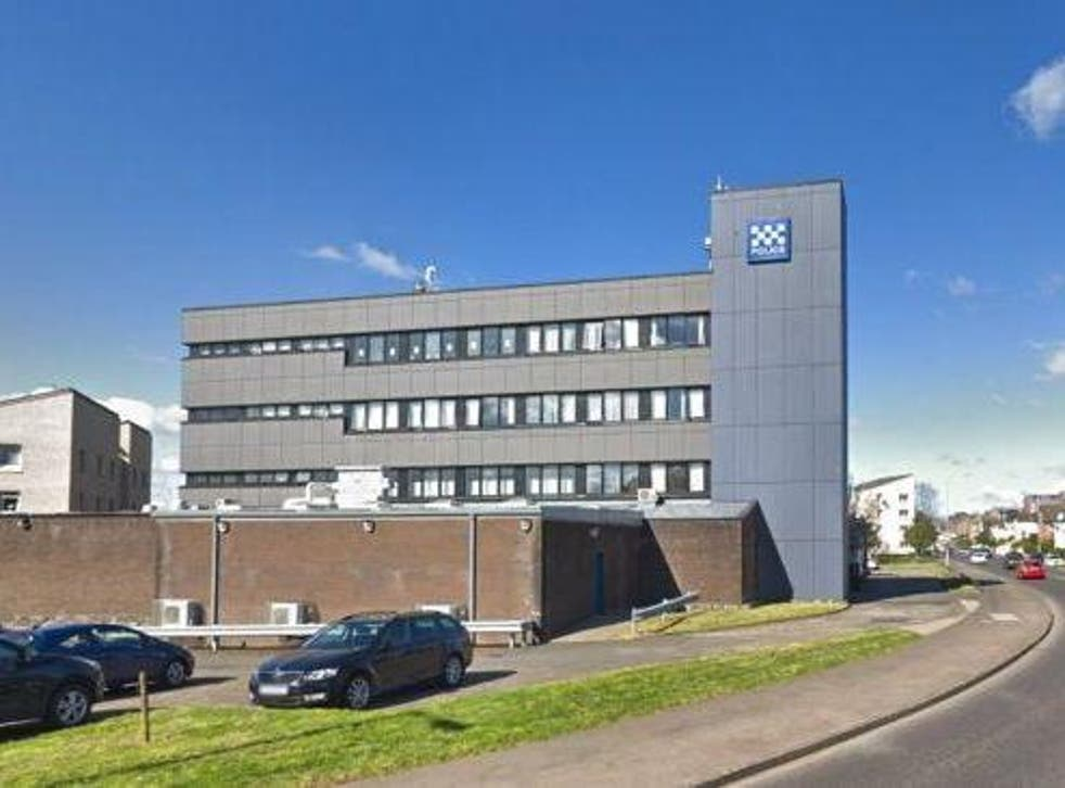 Clydebank Police Station