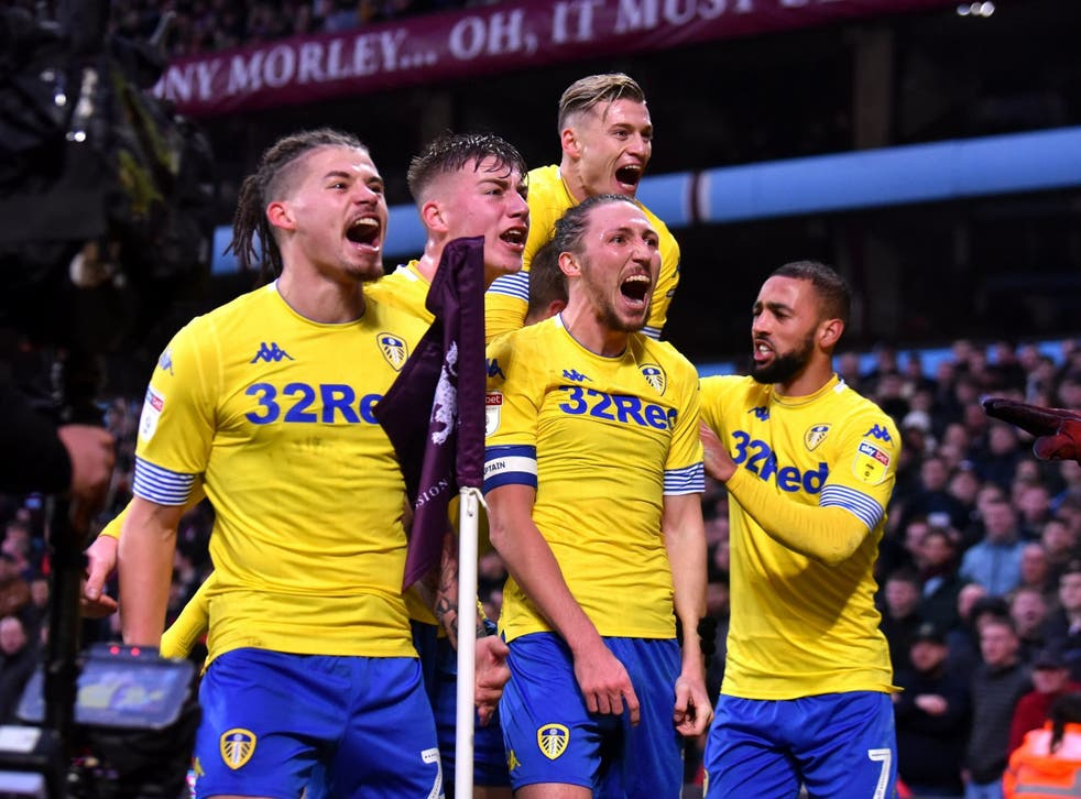 Leeds came back from two goals down to win the game