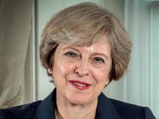 Theresa May pays tribute to UK armed forces in Christmas message