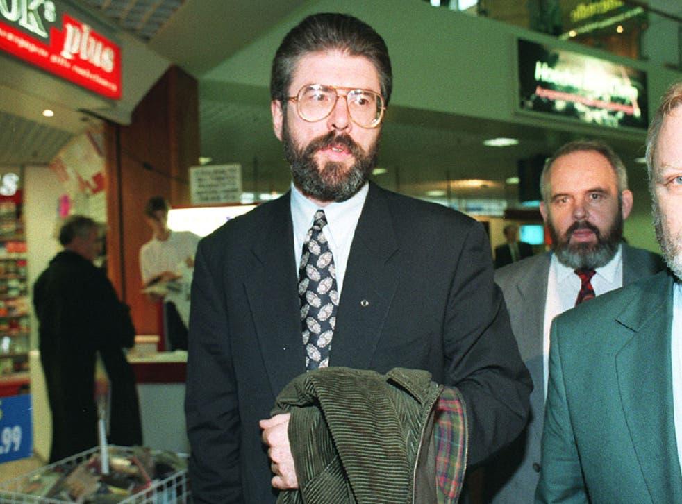Gerry Adams in 1994